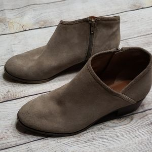 Lucky Brand Falisha Ankle boots size 10W